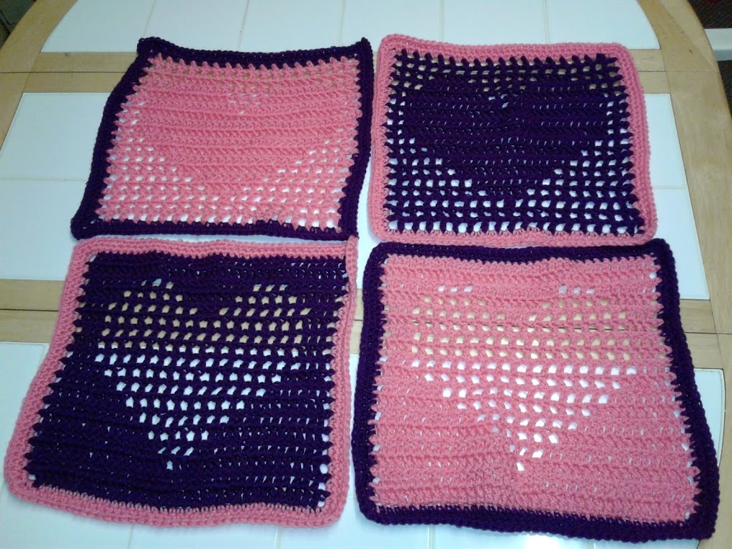 A Very Valentine Crochet Part 2